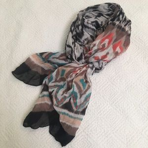H&M Colorful Scarf